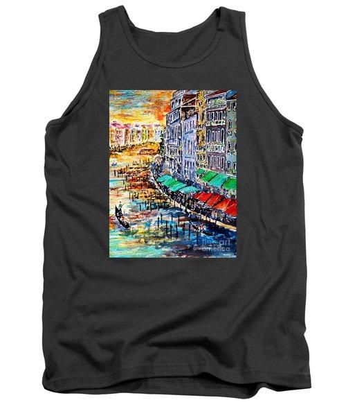 Recalling Venice 03 Tank Top
