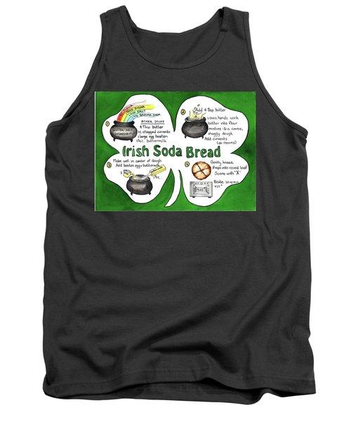 Recipe - Irish Soda Bread Tank Top