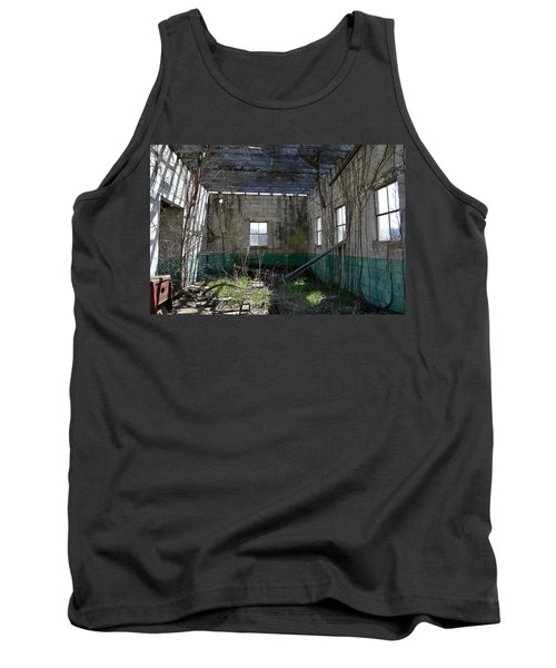 Reclaimed By Nature Tank Top