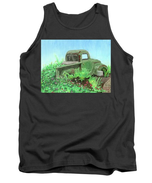 Reclaimed Tank Top