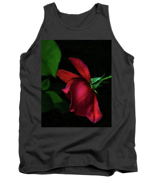 Red Beauty Tank Top
