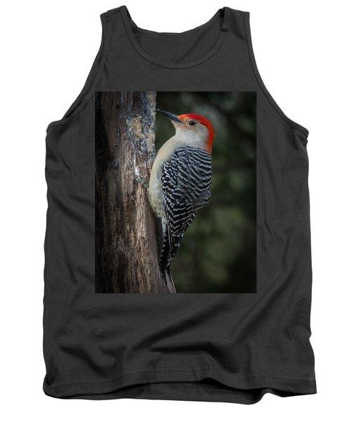 Red-bellied Woodpecker Tank Top by Kenneth Cole