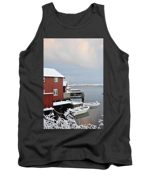 Boathouses Tank Top