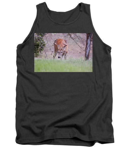 Red Bucks 6 Tank Top