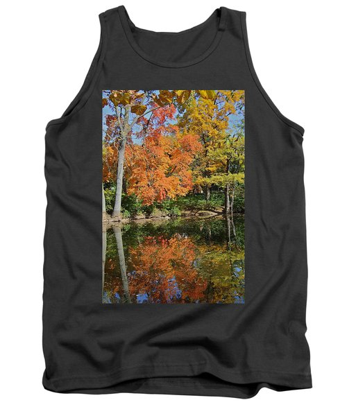 Red Cedar Banks Tank Top