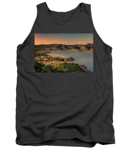 Red Mountains Tank Top