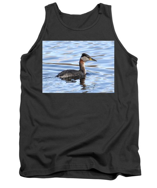Red-necked Grebe Tank Top