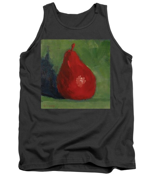 Red Pear Tank Top