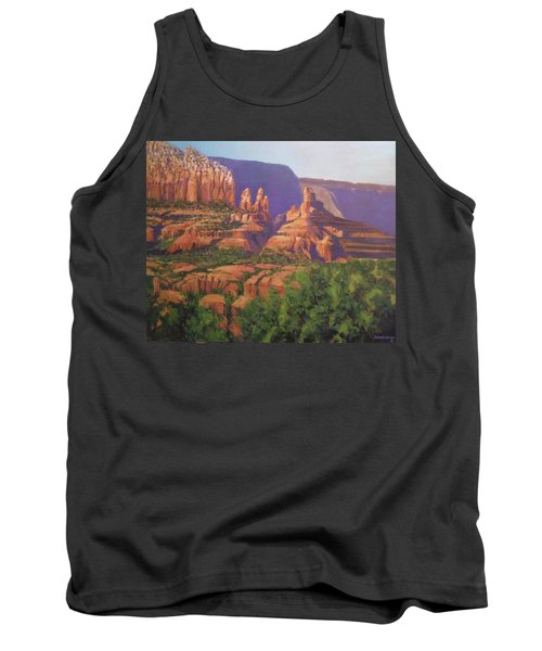 Red Rocks Sedona Tank Top