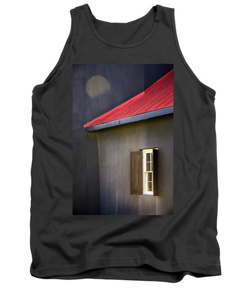 Red Roof Tank Top