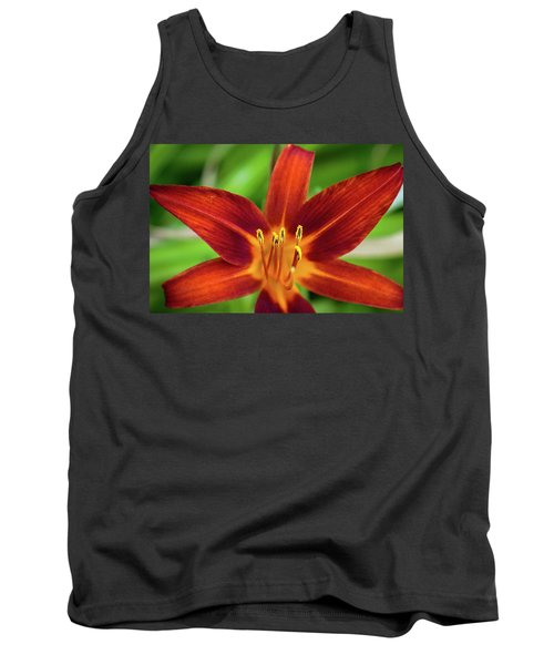 Red Star Tank Top