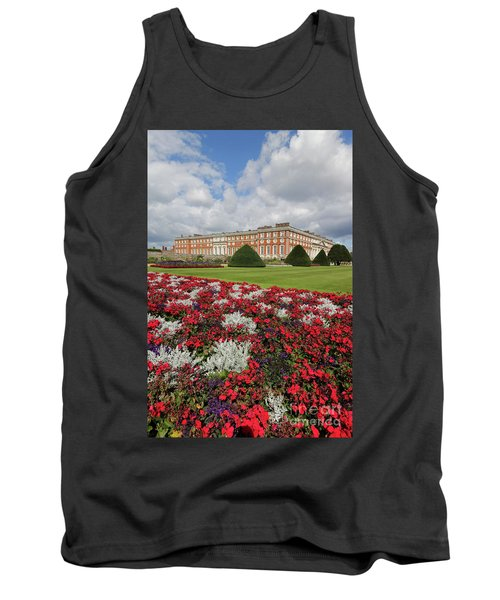 Red White And Blue At Hampton Court Tank Top