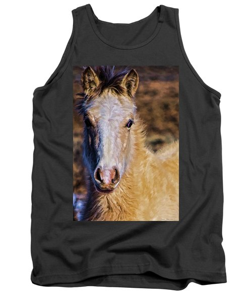 Red Willow Pony Tank Top