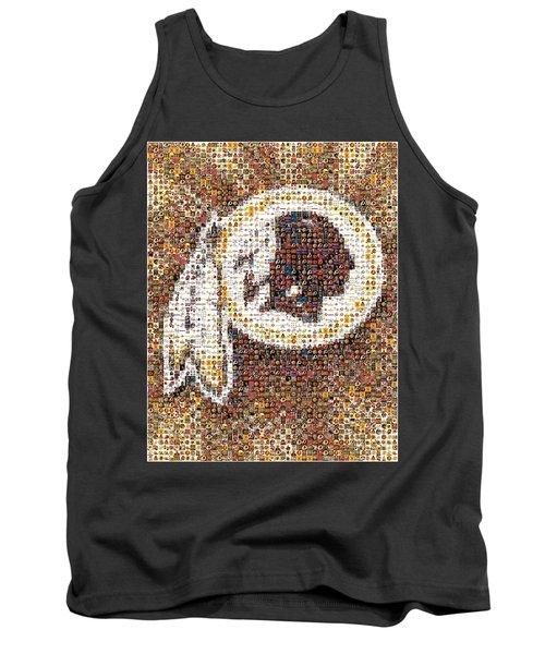 Redskins Mosaic Tank Top