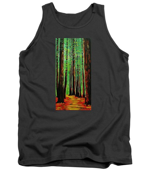 Redwoods Majestic 2 Tank Top