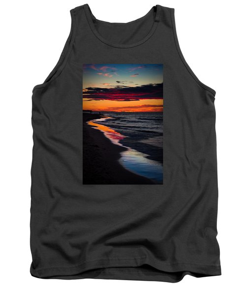 Reflect On This Tank Top by Peter Scott