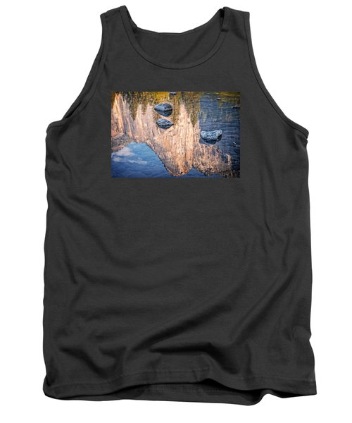 Reflected Majesty Tank Top