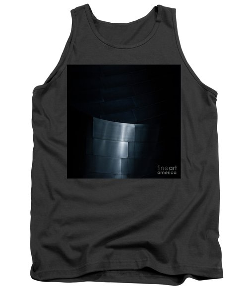 Reflecting On Gehry Tank Top