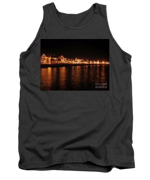 Reflections In The Bay Tank Top