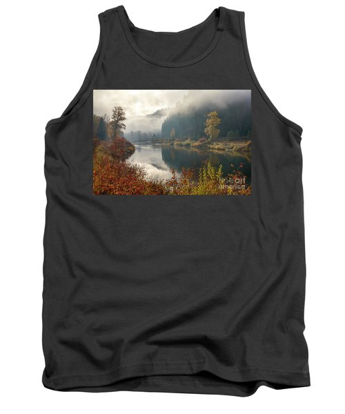 Reflections In The Joe Tank Top