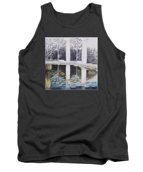Reflections Of Days Of Future Past Tank Top