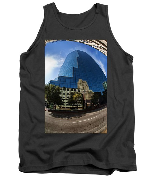 Reflections Of Fort Worth Tank Top