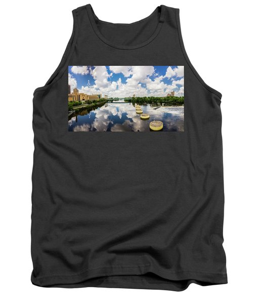 Reflections Of Minneapolis Tank Top