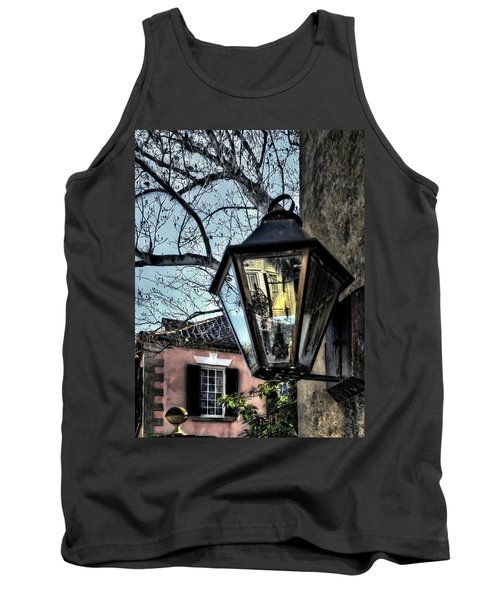 Tank Top featuring the photograph Reflections Of My Life by Jim Hill