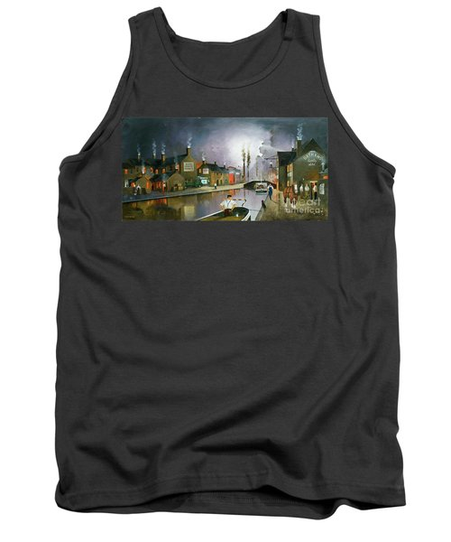 Reflections Of The Black Country Tank Top