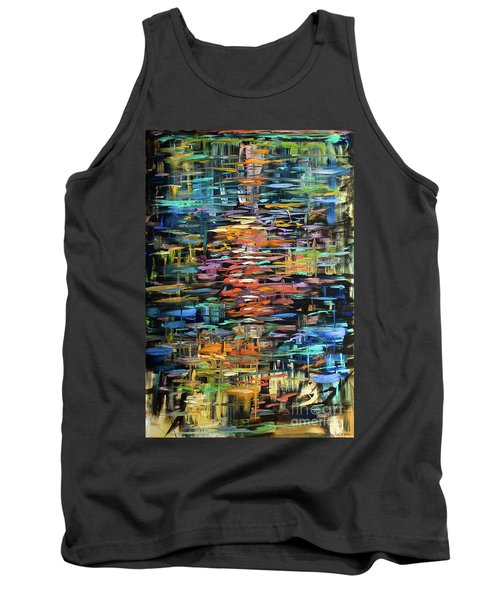 Reflections Rain Tank Top