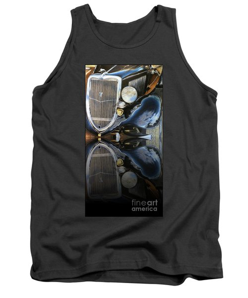 Reflections Reflected Tank Top