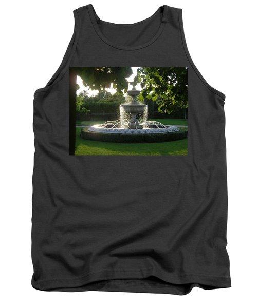 Regents Park Fountain Tank Top
