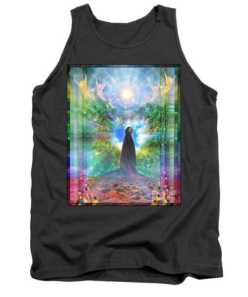 Rejoice-thy-young Tank Top