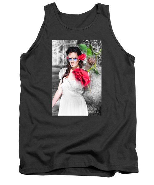 Tank Top featuring the photograph Relationship Problems by Jorgo Photography - Wall Art Gallery