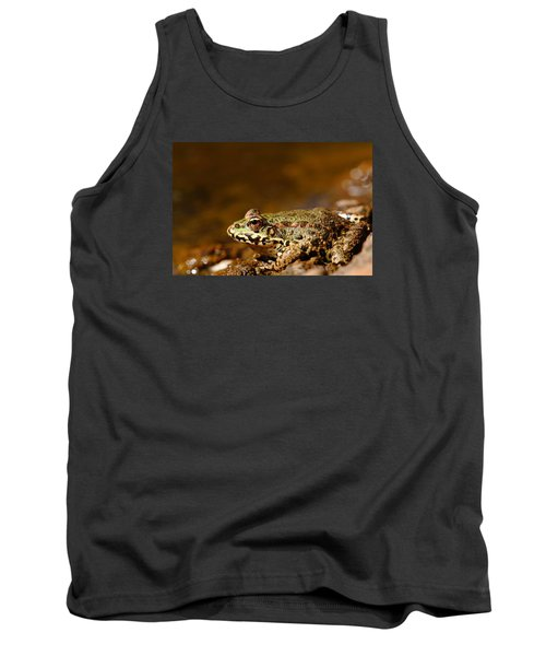 Relaxed Tank Top by Richard Patmore