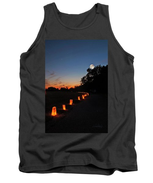 Relay  For Life Tank Top