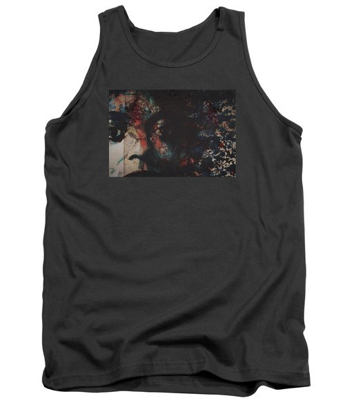 Remember Me Tank Top by Paul Lovering