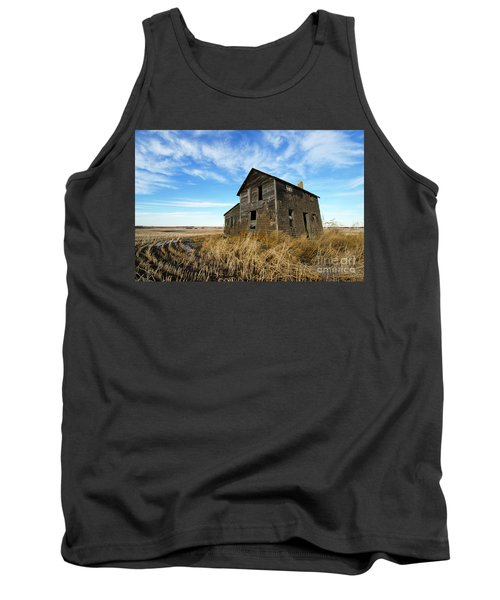 Remember The Past Work For The Future 2 Tank Top by Bob Christopher