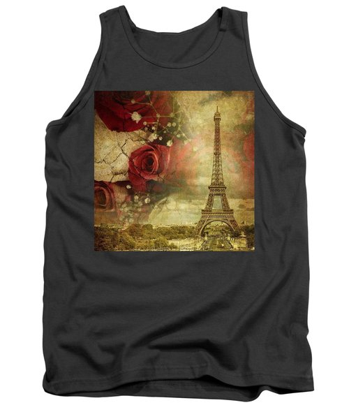 Remembering Paris Tank Top