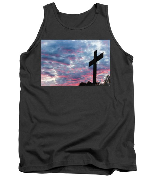 Reminded Tank Top by Robin Coaker