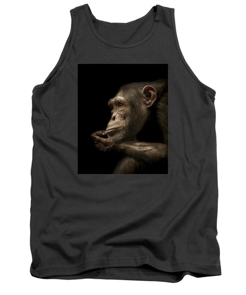 Reminisce Tank Top by Paul Neville