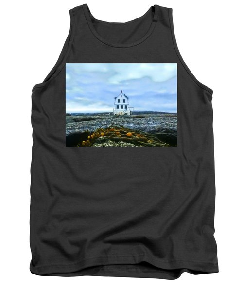 Remnants On The Rocks Tank Top