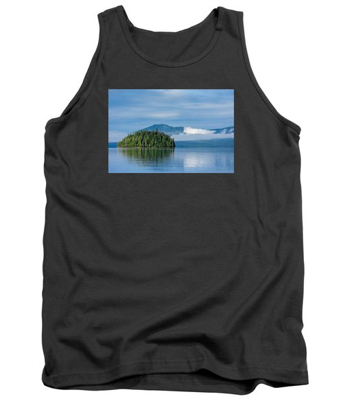 Remote Beauty Tank Top by Don Mennig