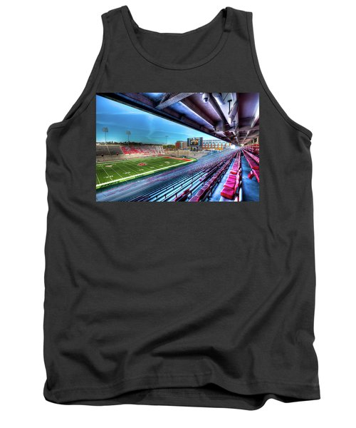 Renovated Martin Stadium Tank Top by David Patterson