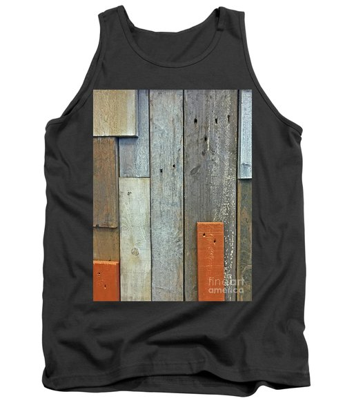 Repurposed Tank Top