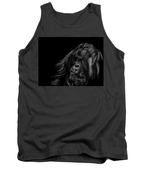 Respect Tank Top by Paul Neville