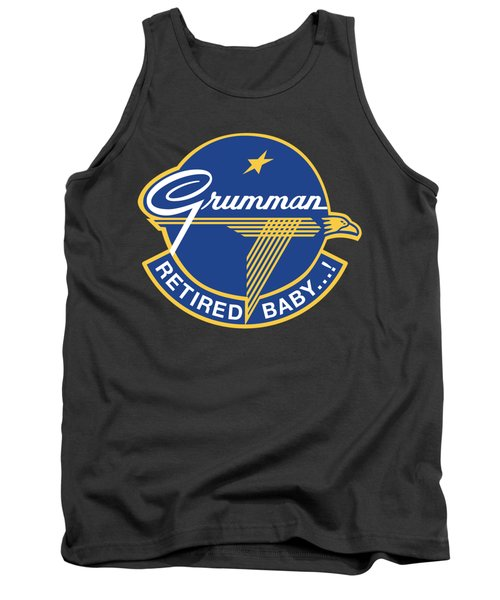 Retired Baby Tank Top