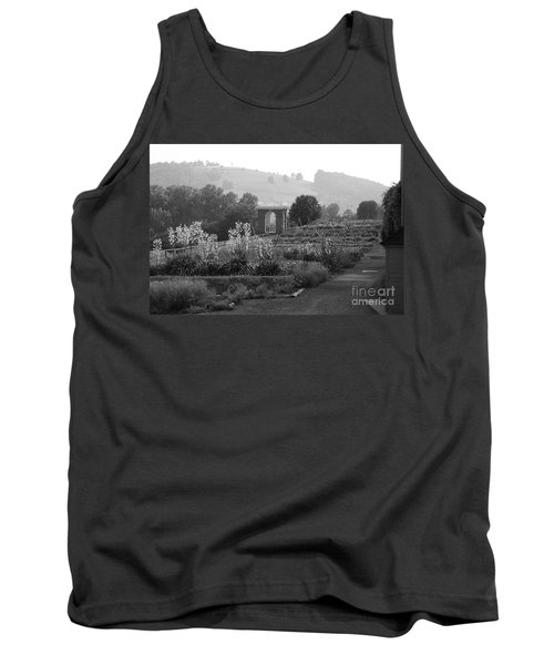 Tank Top featuring the photograph Retreat by Eric Liller