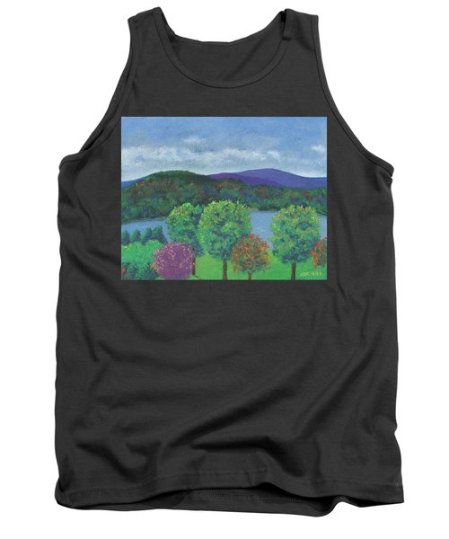 Return Tank Top