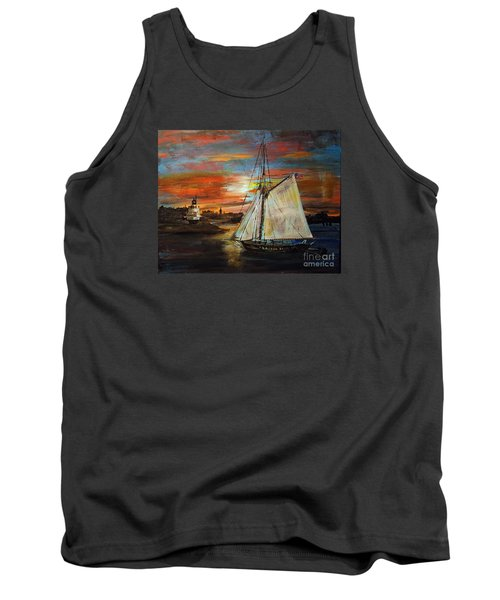 Returning Home Tank Top